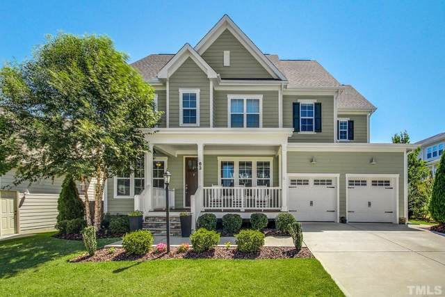 63 Rock Ledge Drive, Chapel Hill, NC 27516 (#2405993) :: The Perry Group