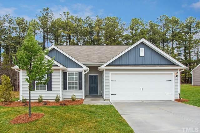 4821 Mallard Drive, Wilson, NC 27893 (#2406042) :: Choice Residential Real Estate