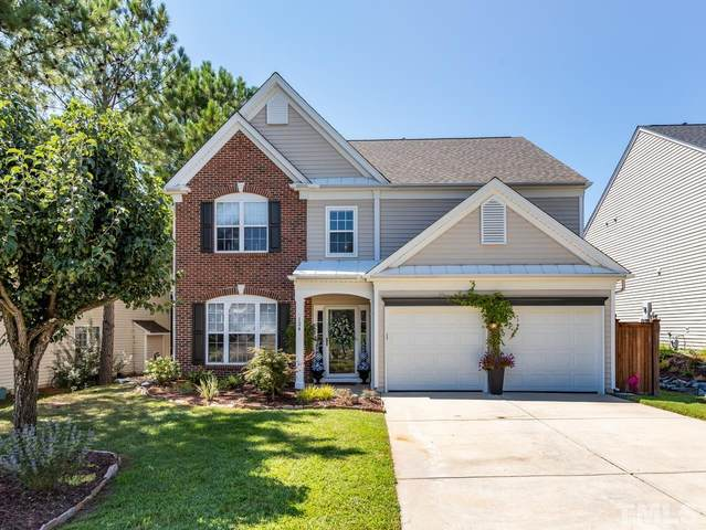 124 Shadow Mountain Lane, Morrisville, NC 27560 (#2406048) :: Triangle Just Listed