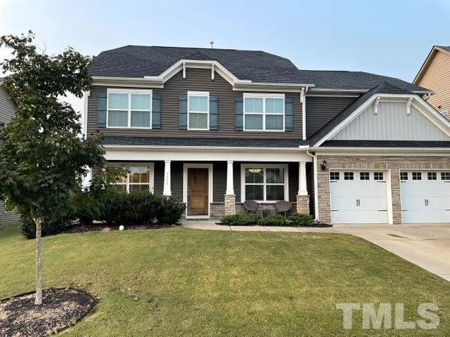 4908 Boulder Falls Court, Knightdale, NC 27545 (#2406055) :: Marti Hampton Team brokered by eXp Realty