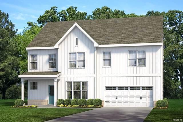 3409 Jones Lake Road 857/ Bennett D, Fuquay Varina, NC 27526 (#2406090) :: Choice Residential Real Estate