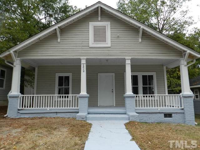 1210 Ivy Street, Durham, NC 27701 (#2406108) :: Southern Realty Group