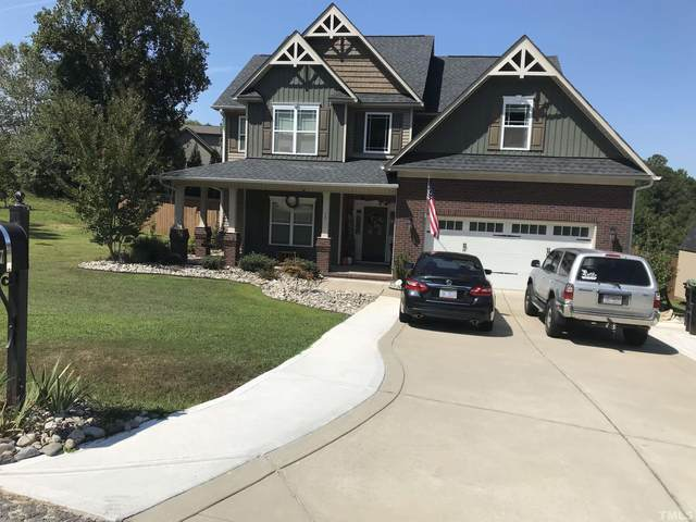 17 Vista Ridge Drive, Willow Spring(s), NC 27592 (#2406153) :: The Helbert Team