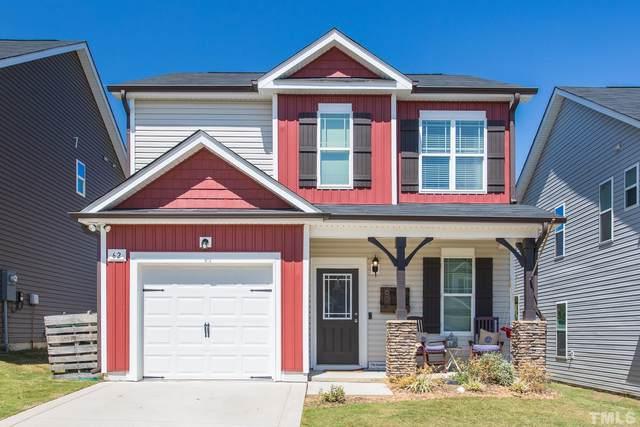 62 Pumpkin Hill Ridge, Clayton, NC 27520 (#2406223) :: Choice Residential Real Estate