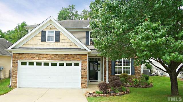 500 Stobhill Lane, Holly Springs, NC 27540 (#2406262) :: Bright Ideas Realty