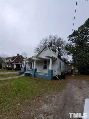 771 A/B N Garnett Street, Henderson, NC 27536 (#2406337) :: Scott Korbin Team