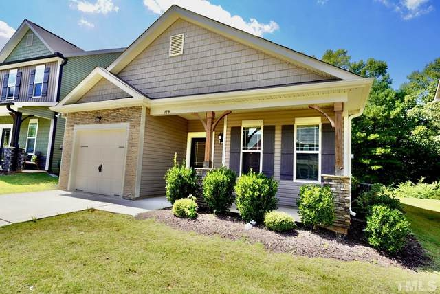 129 Mcdowell Parkway, Clayton, NC 27520 (#2406349) :: Choice Residential Real Estate