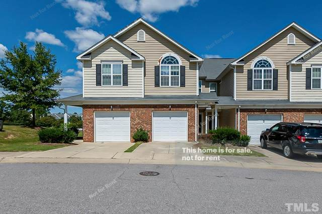 214 Montview Way, Knightdale, NC 27545 (#2406382) :: Dogwood Properties