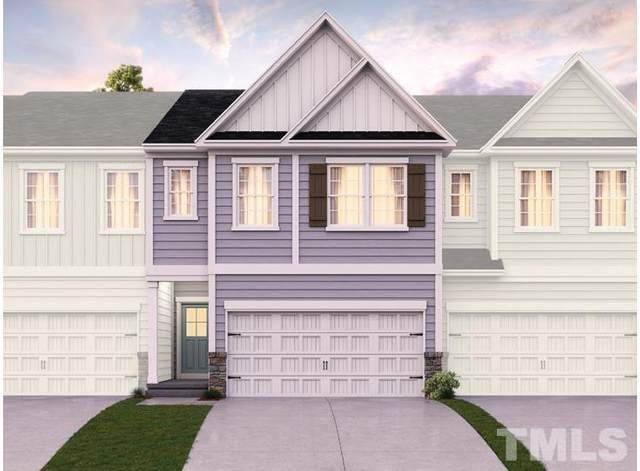 1032 Yatesbury Place #105, Morrisville, NC 27560 (#2406388) :: Bright Ideas Realty