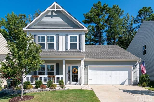312 Crusaders Drive, Morrisville, NC 27560 (#2406393) :: The Blackwell Group