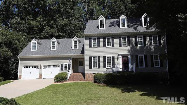 102 W Gerrell Court, Cary, NC 27511 (#2406399) :: Marti Hampton Team brokered by eXp Realty
