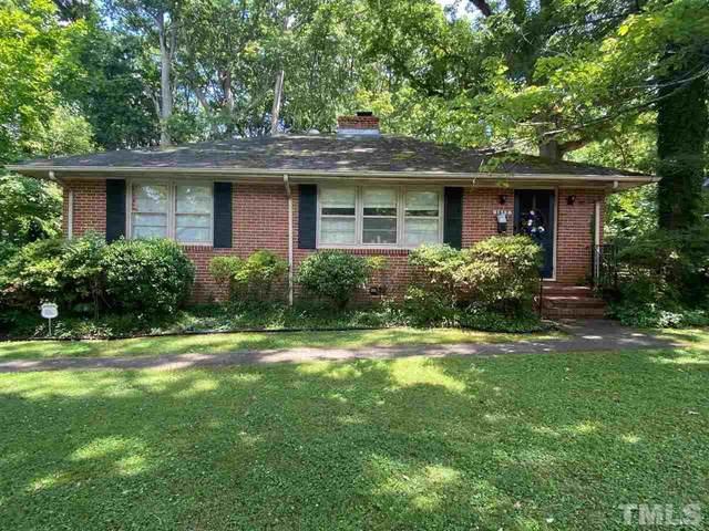 1617 Oakdale Circle, Henderson, NC 27536 (#2406402) :: Scott Korbin Team