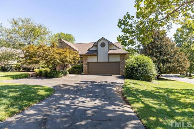 106 Cedar Ridge Way #106, Durham, NC 27705 (MLS #2406436) :: On Point Realty