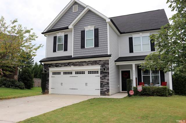 6204 Hirondelle Court, Holly Springs, NC 27540 (MLS #2406477) :: The Oceanaire Realty