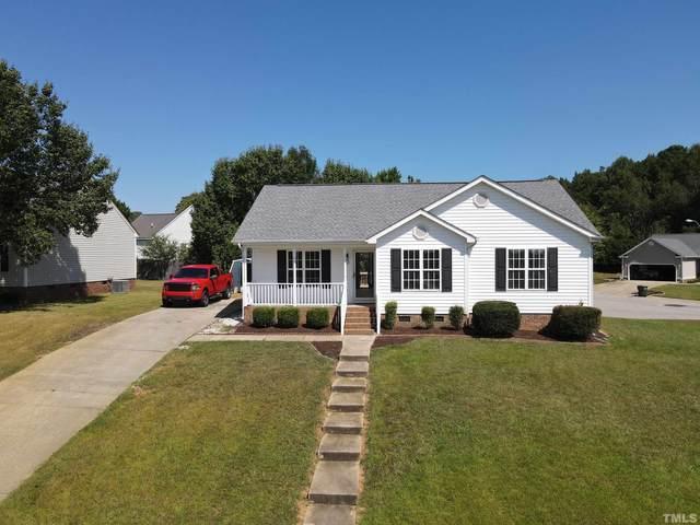 212 Hunter Way, Clayton, NC 27520 (#2406517) :: The Jim Allen Group