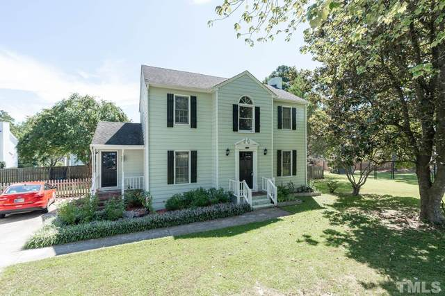 7 Singletree Court, Wendell, NC 27591 (#2406520) :: The Blackwell Group