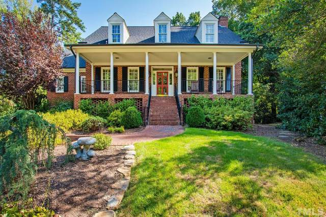 3108 White Oak Road, Raleigh, NC 27609 (#2406523) :: Scott Korbin Team
