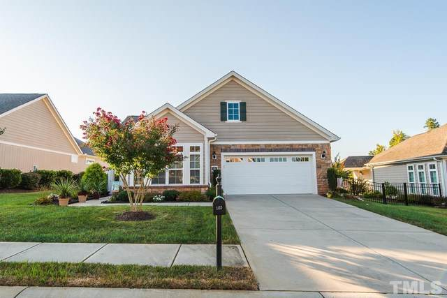 102 Mikaila Drive #102, Gibsonville, NC 27249 (#2406536) :: Bright Ideas Realty