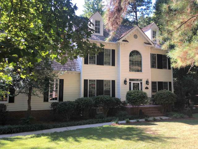7401 Thompson Mill Road, Wake Forest, NC 27587 (#2406549) :: Raleigh Cary Realty