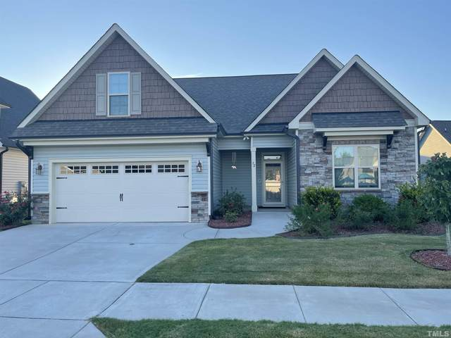 72 Scarlet Bell Drive, Youngsville, NC 27596 (MLS #2406587) :: The Oceanaire Realty