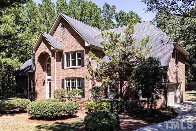 108 Great Oaks Place, Chapel Hill, NC 27517 (#2406643) :: Triangle Just Listed
