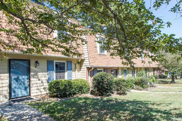 141 Jones Franklin Road B, Raleigh, NC 27606 (#2406666) :: Southern Realty Group