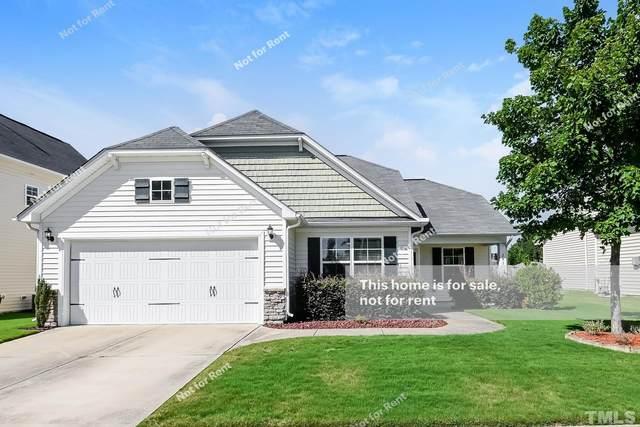 241 Breezemont Drive, Fuquay Varina, NC 27526 (#2406682) :: Dogwood Properties