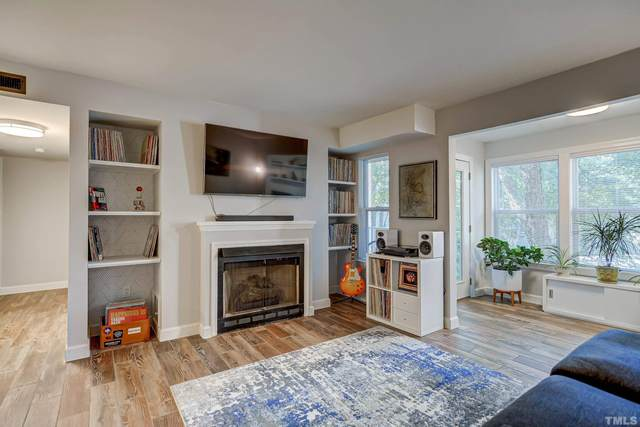 1300 Hillbrow Lane #201, Raleigh, NC 27615 (#2406685) :: Marti Hampton Team brokered by eXp Realty