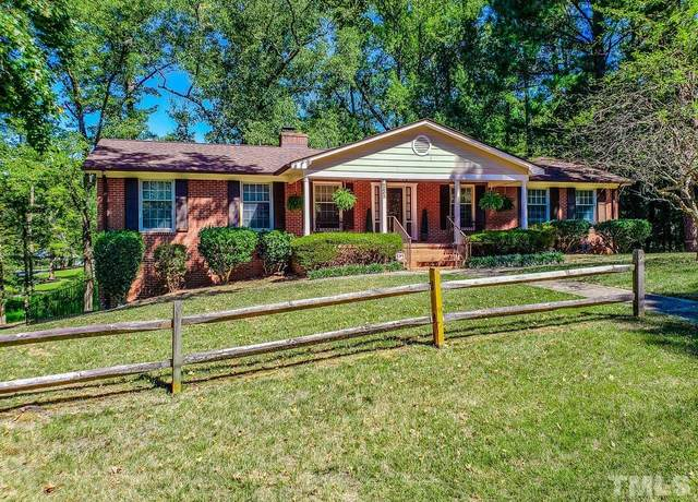 2605 Cone Avenue, Durham, NC 27704 (#2406691) :: Dogwood Properties