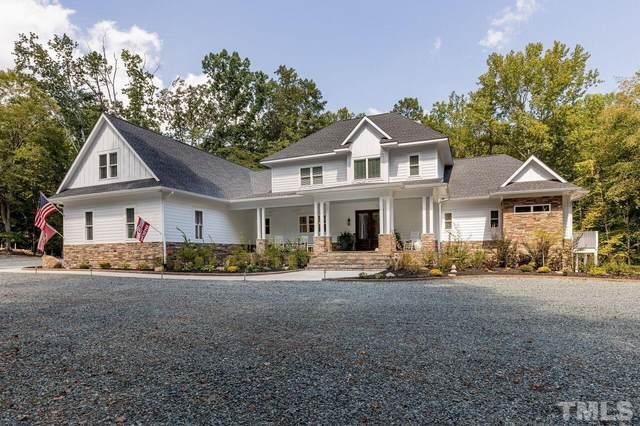 100 Annie G Way, Chapel Hill, NC 27517 (#2406693) :: Spotlight Realty