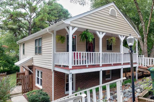 107 Drummond Place #107, Cary, NC 27511 (#2406704) :: Dogwood Properties