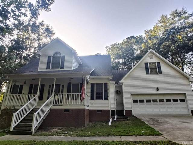 23 W Christian Court, Angier, NC 27501 (MLS #2406759) :: The Oceanaire Realty
