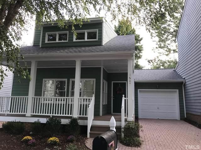 1607 Dunraven Drive, Raleigh, NC 27612 (#2406789) :: Steve Gunter Team