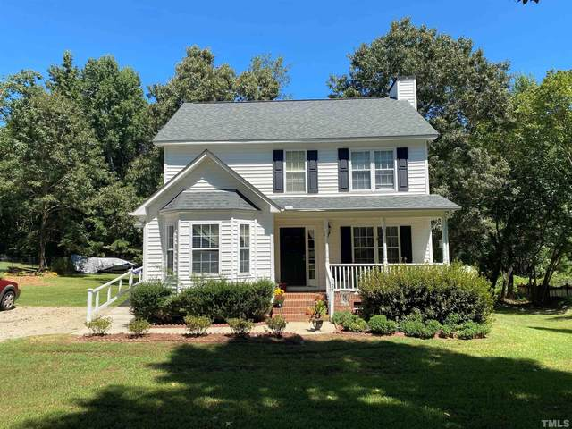 129 Tast Drive, Wendell, NC 27591 (MLS #2406838) :: The Oceanaire Realty