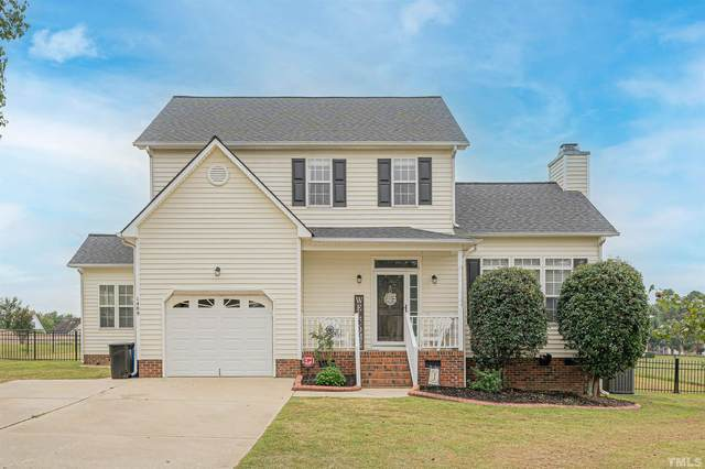 1409 Harvey Johnson Road, Raleigh, NC 27603 (MLS #2406849) :: The Oceanaire Realty