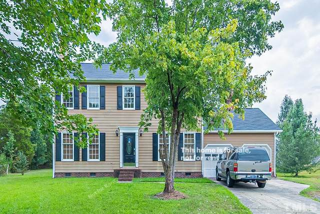 9 Periwinkle Court, Durham, NC 27703 (#2406904) :: Southern Realty Group