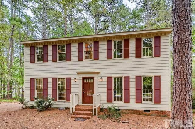 7408 Old Fox Trail, Raleigh, NC 27613 (#2406916) :: Steve Gunter Team