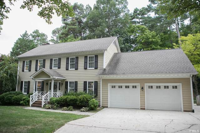 8613 Harbor Drive, Raleigh, NC 27615 (#2406925) :: Southern Realty Group