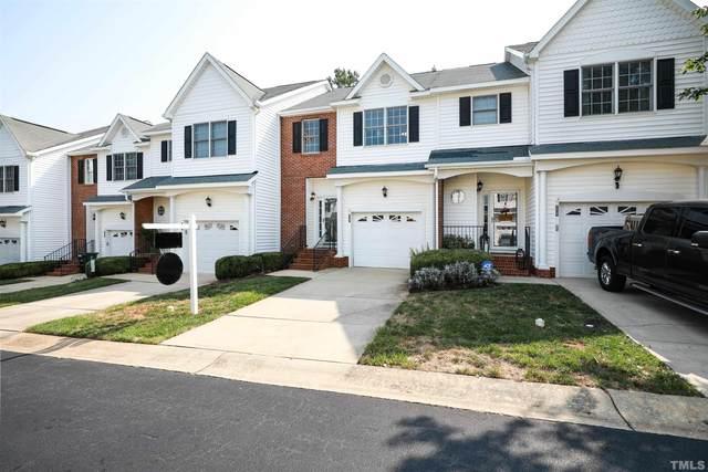 5527 Cottonrose Lane, Raleigh, NC 27606 (#2406945) :: Steve Gunter Team