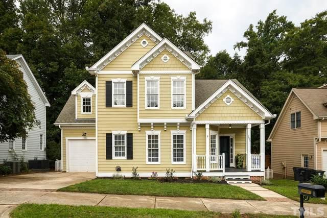 1626 Town Home Drive, Apex, NC 27502 (#2406961) :: The Beth Hines Team
