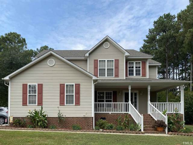627 Olympic Trail, Garner, NC 27529 (MLS #2406972) :: The Oceanaire Realty