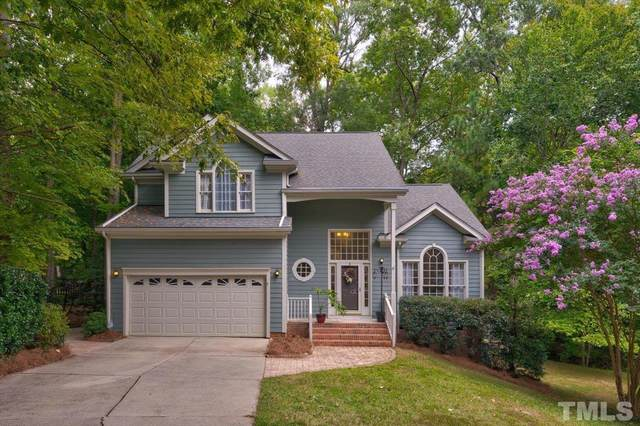 6400 Mill Cove Drive, Raleigh, NC 27617 (#2406978) :: The Blackwell Group
