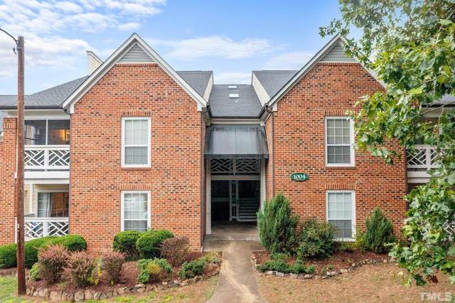 1004 Kingswood Drive I, Chapel Hill, NC 27517 (MLS #2406989) :: On Point Realty