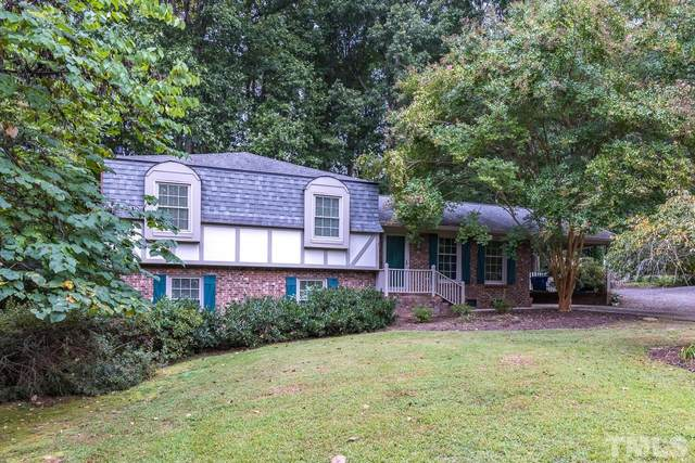 1705 Westhaven Drive, Raleigh, NC 27607 (#2406991) :: Raleigh Cary Realty