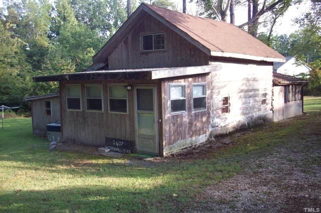 2407 W Cornwallis Road, Durham, NC 27705 (#2407023) :: Choice Residential Real Estate