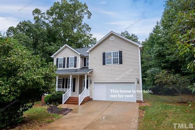 1016 Cabin Hill Way, Garner, NC 27529 (#2407068) :: Marti Hampton Team brokered by eXp Realty