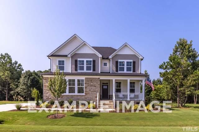 105 Alder Creek Court Lot 191 (Willow, Clayton, NC 27527 (#2407076) :: The Helbert Team
