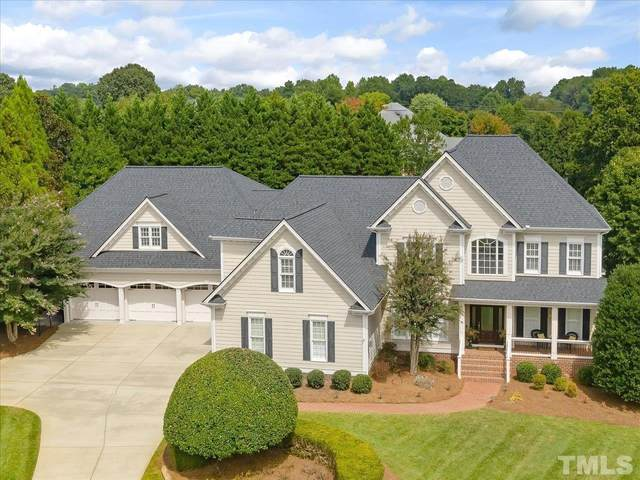 3400 Spartina Court, Raleigh, NC 27606 (#2407112) :: Choice Residential Real Estate