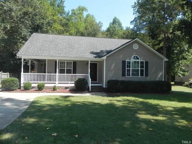 169 Bald Eagle Lane, Kenly, NC 27542 (#2407114) :: Dogwood Properties