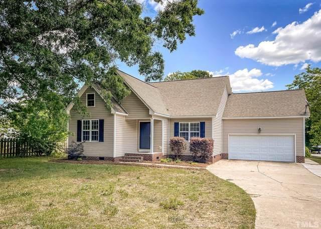 1309 S 11th Street, Lillington, NC 27546 (#2407115) :: RE/MAX Real Estate Service